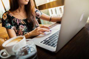 PostImage Internet and Gambling woman using laptop on coffee shop 300x200 - PostImage-Internet and Gambling-woman using laptop on coffee shop